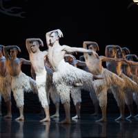 A dream comes true for ballet's star