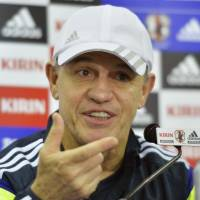 Venezuela coach backs Aguirre to succeed