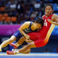 Yoshida wins fourth straight Asian Games title