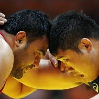 Japan misses out on wrestling gold at Asian Games