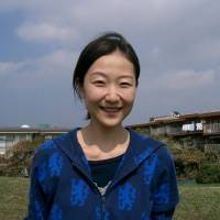 Toshiko Tajima, Self-employed tutor, 31 (Japanese): I like Korean food the best. There used to be a Korean restaurant near my house and I often went there and ate chijimi (vegetable pancakes) and chapchae (a sweet-potato noodle dish).