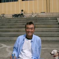 Kazuhiko Miyono, Salaryman, 48 (Japanese): I'm not interested in any Korean cultural imports. I think yakiniku has become Japanese food and is not Korean anymore. My wife likes Korean dramas but I watch Japanese dramas.