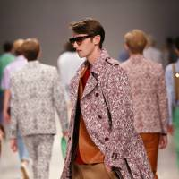 Mercedes-Benz Fashion Week Tokyo, as witnessed on social meda