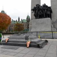 Canada remembers soldier killed in attack