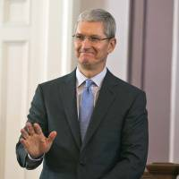Apple's Cook signals front line of new gay rights battle