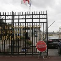 Nurse with fever admitted to French hospital over Ebola fears: media