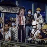 Foreign forces at work in Hong Kong protests: Leung Chun-ying
