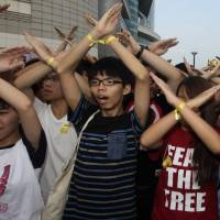 Hong Kong student protest movement struggles to communicate with the government — and its own followers
