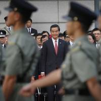 Standoff reflects widening economic, political rifts in Hong Kong society