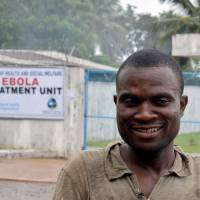 Liberia health workers poised to start indefinite strike; Ebola efforts in jeopardy