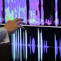 Millions of voiceprints quietly being harvested