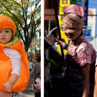 Where the tricks and treats will be in Tokyo this Halloween