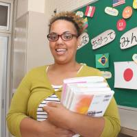Immigrant puts truancy in past with part-time classes