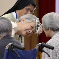 Empress turns 80, hopes for peace ahead of 70th anniversary of surrender
