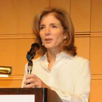 Confidence key to female success, say panelists at Tokyo forum