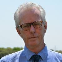 Justin Sears, 56, Global business skills trainer (Australian): Forget governments, politics and mainstream media propaganda. People in all countries need to connect on a personal level. My experience, having spent extensive time in all three countries, has been we all simply want and need the same thing: peace. Go out there, get educated, exchange ideas and promote this ideal as best we can. It is achievable.