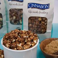 Cinnabon joins the popcorn bandwagon