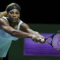 Serena, Halep showdown set