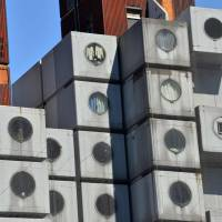 Tokyo's tiny capsules of architectural flair