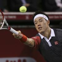 Nishikori captures Japan Open title