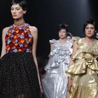 Mercedes-Benz Fashion Week Tokyo: packing a punch
