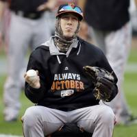 Lincecum remains ready to contribute