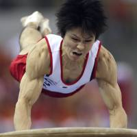 Uchimura aiming for more gymnastics glory