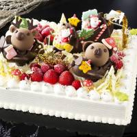 The Westin Tokyo Special Strawberry Shortcake (¥23,000) Westin Deli at 03-5423-7778 Reservations accepted until Dec. 18.