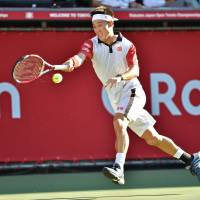 Nishikori books spot in Rakuten Japan Open semis