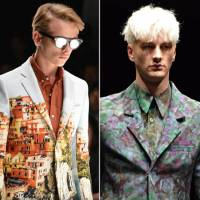 Mercedes-Benz Fashion Week Tokyo: Menswear looks for leadership