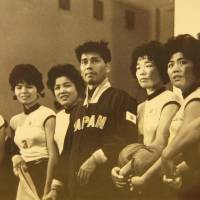 Hard-core mentor: Japan women's volleyball coach Hirobumi Daimatsu was famous for severe training methods with his charges. After leading Japan to the world title in 1962, Daimatsu piloted the team to the gold medal at the 1964 Tokyo Olympics. | KYODO