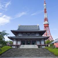 House of style: Zozoji Temple will host the design festival Any Tokyo from this weekend.   PHOTO COURTESY OF ANY TOKYO