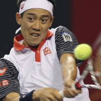 Nishikori advances to final