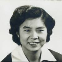 Atsuko Craft, pictured sometime in the 1950s.