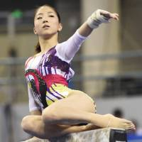 Japan women place eighth at gymnastics worlds