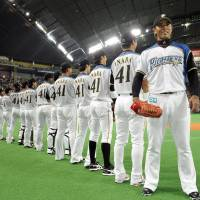 Fighters send Inaba out with win