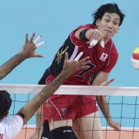 Iran cruises past Japan in men's volleyball final