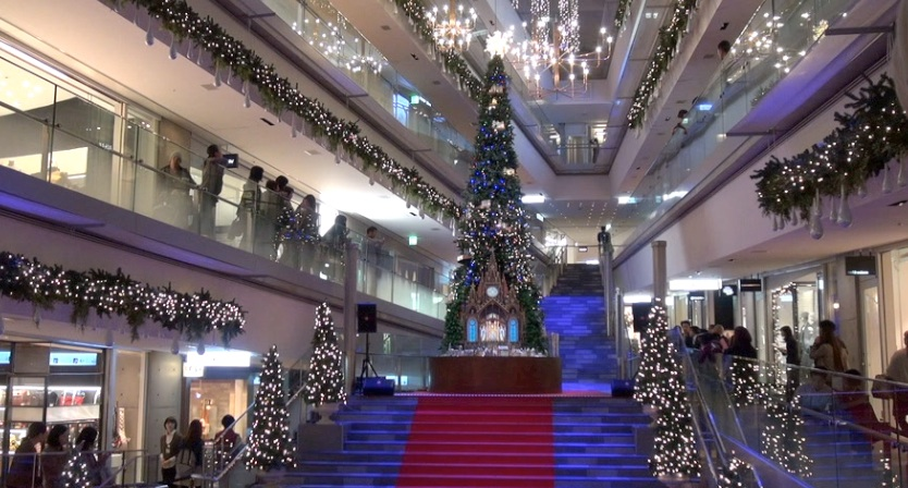 Let there be LIGHT — Christmas illuminations in Japan