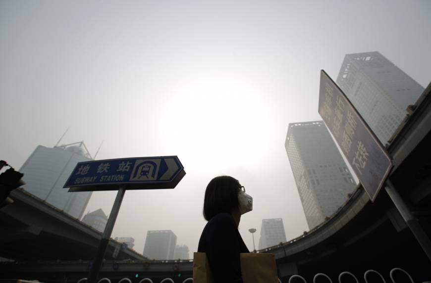 China censors U.S. Embassy pollution data during APEC summit