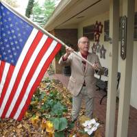 92-year-old gay WWII vet fought 'Don't Ask, Don't Tell' policy
