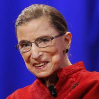 Justice Ginsburg, 81, gets heart stent to clear artery clog
