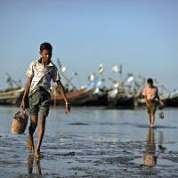 Myanmar allegedly complicit in aiding Rohingya trafficking