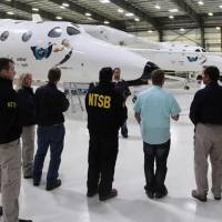 Rocket plane's tail activated prematurely in fatal crash