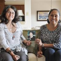 Postwar adoptees from Kanagawa shelter connect in U.S.