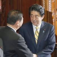 Abe dissolves Lower House for snap election