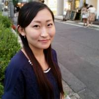 Activist Yumeno Nito, 24, tries to help teenage girls entangled in the 'JK' industry. She says the police should do more to prevent the industry from being an open gateway to child prostitution. | TOMOHIRO OSAKI