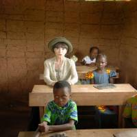 After 30 years with UNICEF, actress Kuroyanagi says there's more work to do