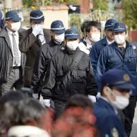 Kyoto widow held over spouse's death may be a serial husband killer