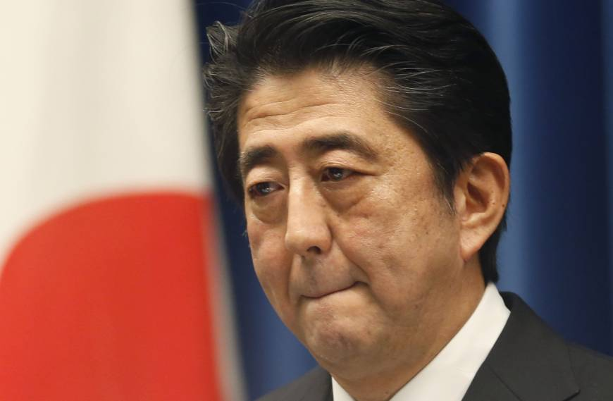 Abe to dissolve Lower House on Friday for Dec. 14 election