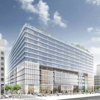 Kanze Nohgaku Theater moves back to Ginza